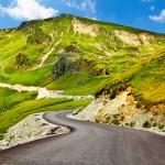 Transalpina  -  drumul dintre nori (video)