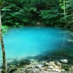 Lacul Albastru  -  smaraldul românesc