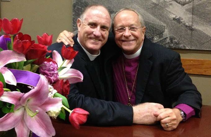 Gay anglican