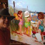 Donald Zolan, cel mai iubit pictor al copiilor